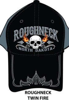 Roughneck Twin Fire Hat