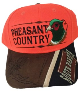 SD Pheasant Country Hat