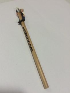Cowgirl Pencil Climber-SD