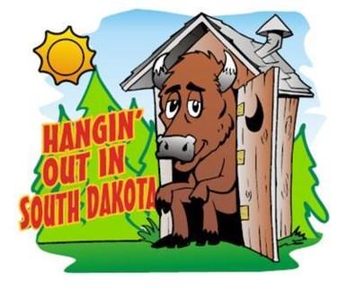 SD Buffalo Poop