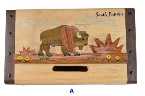 SD Bison Treasure Chest