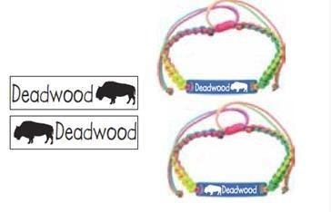 Deadwood Rainbow Bracelet