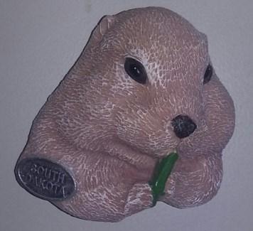 South Dakota Prairie Dog Magnet