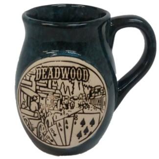 Deadwood Pot Belly Mug