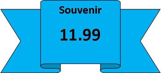 souvenirs 11.99