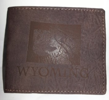 WY Leather Wallet