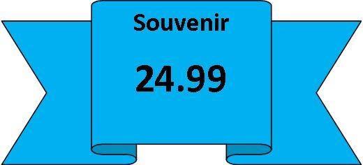 24.99 Souvenirs