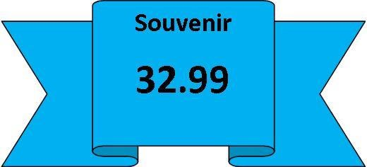 32.99 Souvenir