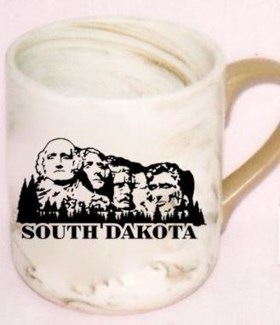 SD Mt. Rush Swirl Mug