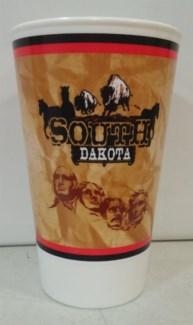 SD logo Tumbler Cup 16 oz.