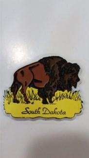 SD Magnet Buffalo