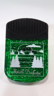 SD Magnet Clip Lucite**Discontinued**