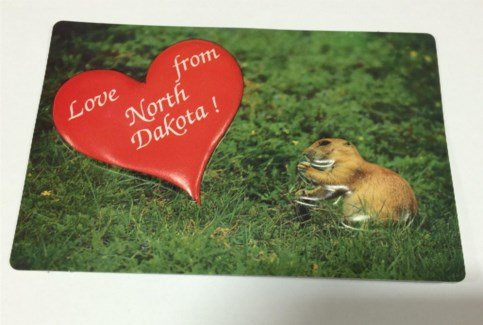 ND Postcards 3D