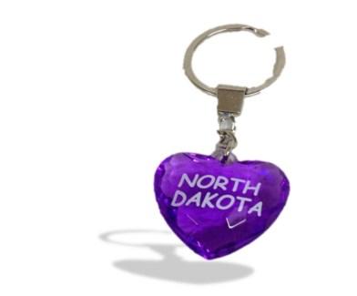 ND Diamond Heart K/C