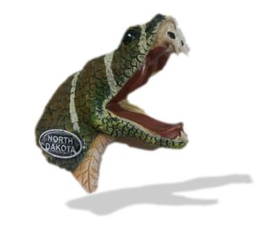 North Dakota Rattlesnake Magnet