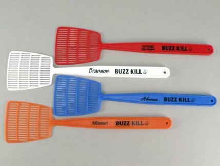 ND Fly Swatter Mini Buzz Kill **Discontinued**