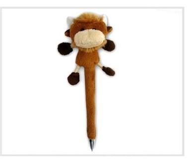 ND Plush Pen Buffalo