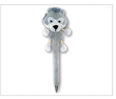 ND Plush Pen Wolf