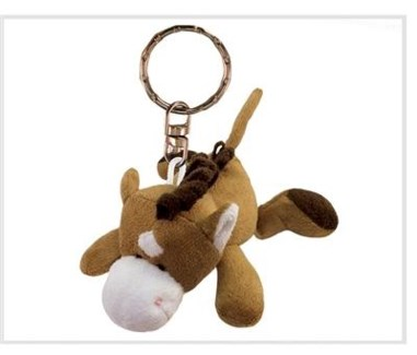 ND Plush Keychain Horse