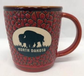 ND Stoneware pebble pattern Mug