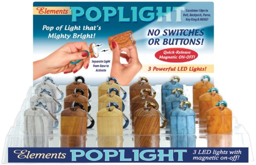 Elements Pop Flashlight 24DP