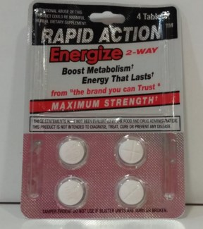 Rapid Action Energize 24/ Dsp