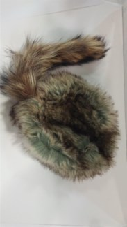 Medium Coonskin Cap
