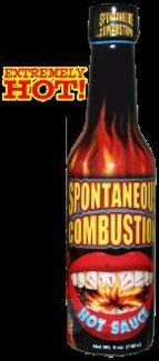 Spontaneous Combustion Hot Sauce