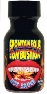 MB Spontaneous Combustion Hot Sauce 24 DP