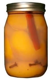 Spiced Peaches 16 oz