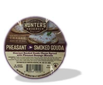 Pheasant Gouda Cheese Cup 3.5 oz.