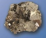 Pyrite-Gold Mineral (Fools Gold) 100 DP