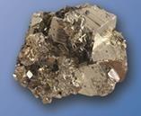 Pyrite-Gold Mineral (Fools Gold) 100 DP