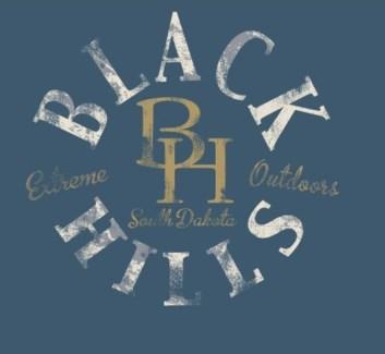 Black Hills Tee- Black Hills Blue- S