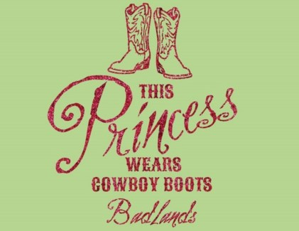 BL Youth Princess Boots- Lime Green XS