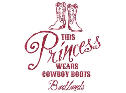BL Youth Princess Boots- White XS