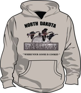 ND Goose is Cooked Hoody L