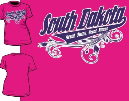 SD Tee- Light Pink Nettle - S
