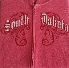SD Pink Zip Up Hoody S