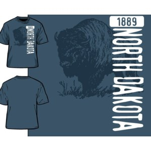 076- North Dakota Apparel