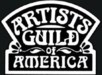 Artists Guild of America logo