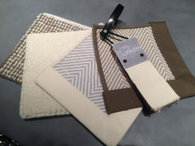 Broadloom Fabrication Sample Set