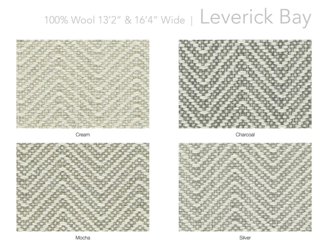 "Leverick Bay 13.5"" x 18"" Set"