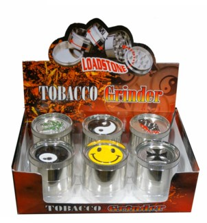 5 Part Tobacco Grinder