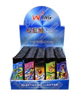 Electronic Lighter - Rhinestone