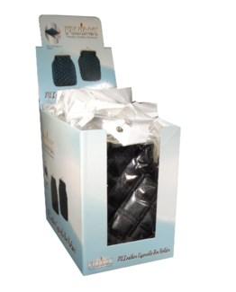 Asst. Design Auto Open Plastic CIgarette Pack Holder for 100's