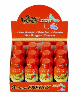 5 Hour Energy - Berry (12 ct.)