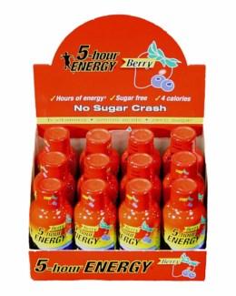 5 Hour Energy - Berry (12 ct.)