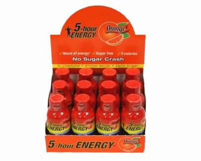 5 Hour Energy - Orange (12 ct.)