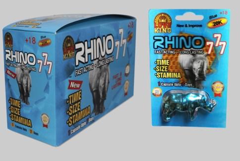 Rhino 777 20K